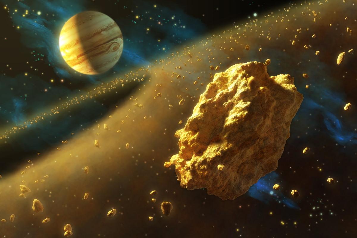asteroide gigante cerere