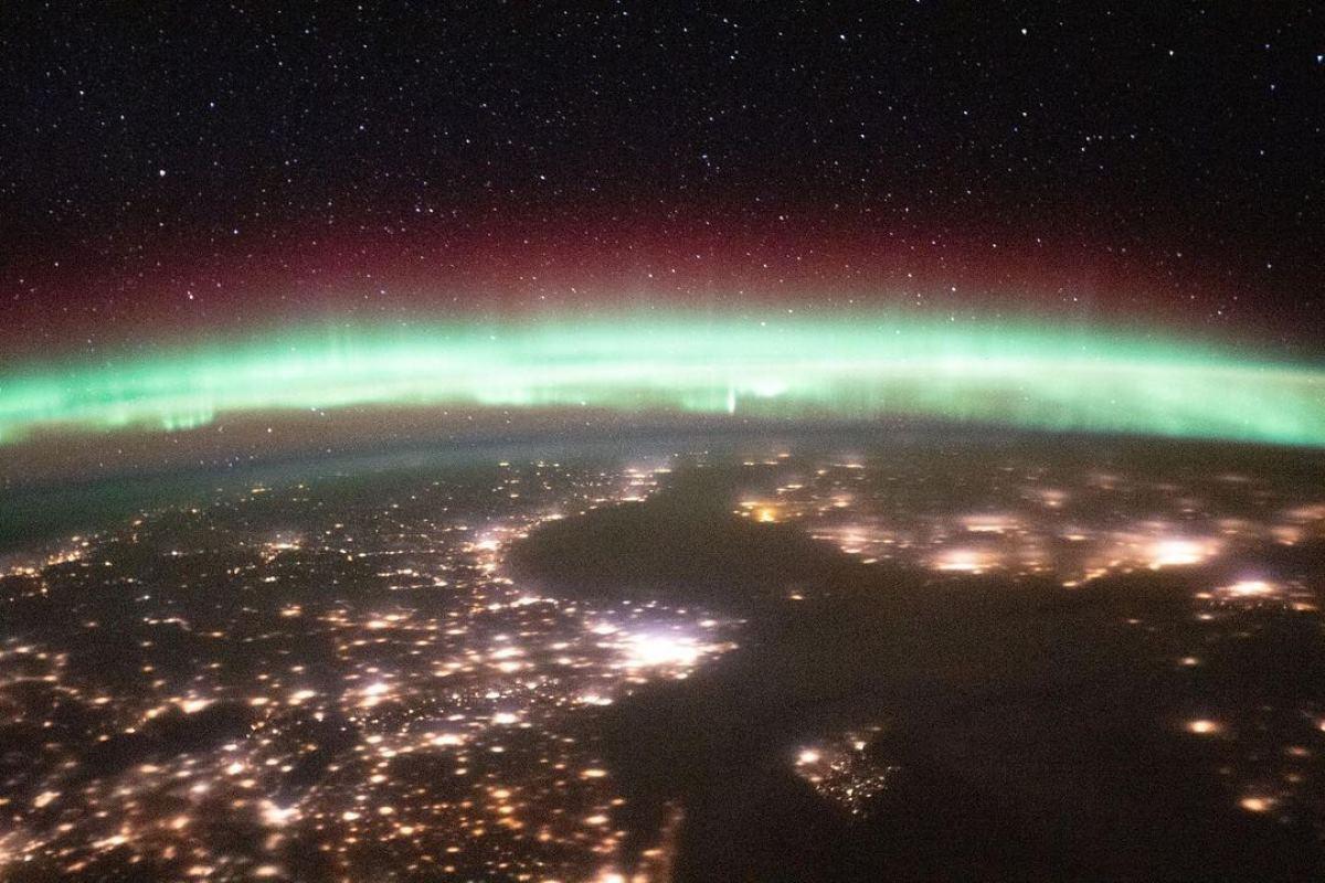 aurora boreale nasa