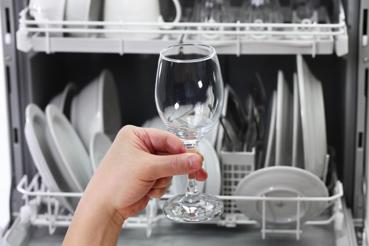 bicchieri lavastoviglie