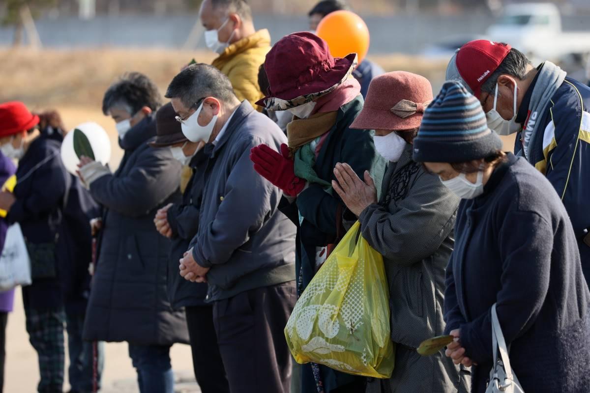 Fukushima 10 anni