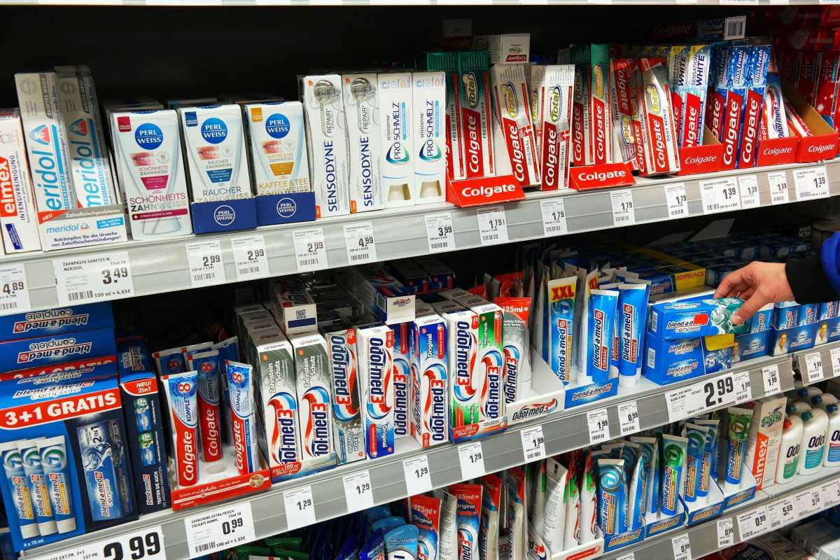 test dentifrici sostanze dannose okotest