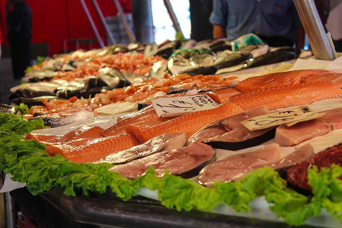 pesce frode etichette