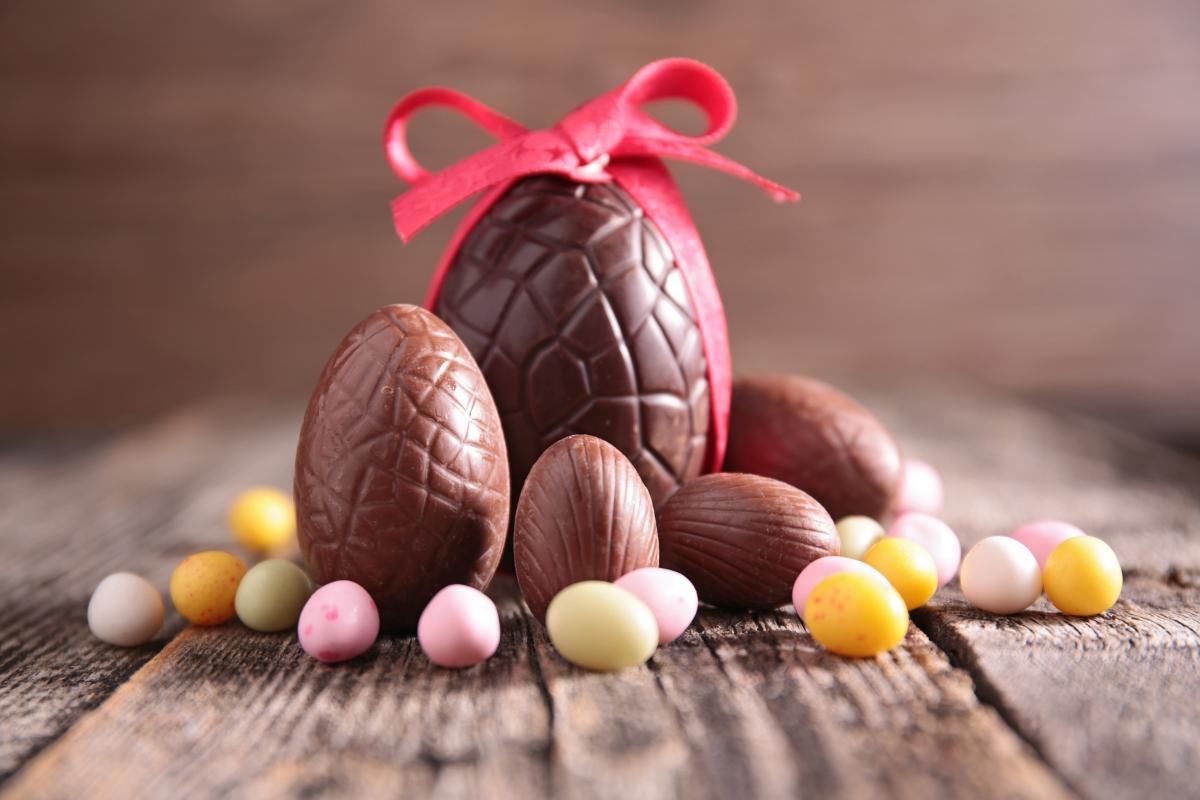 uova cioccolato Pasqua