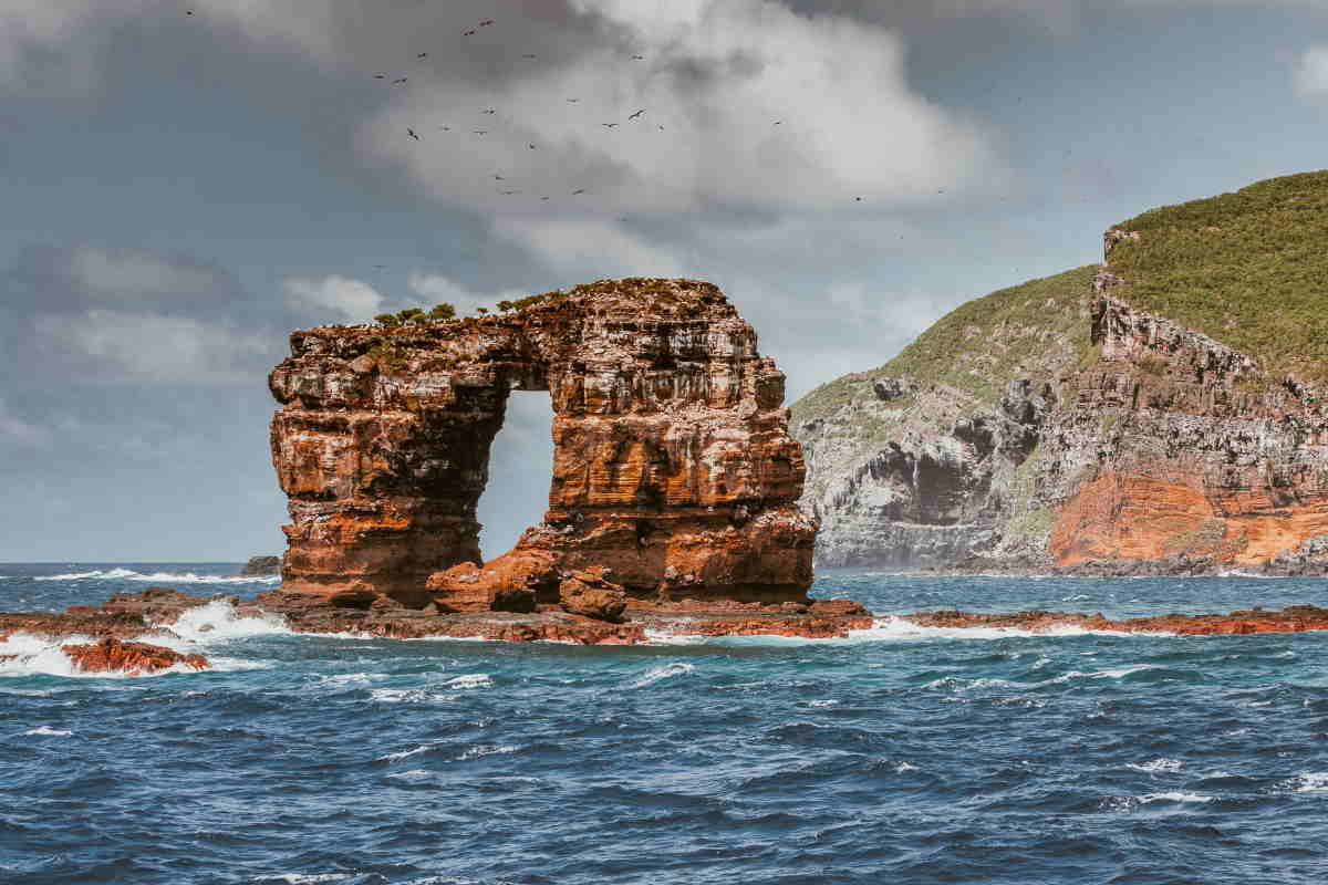 arco darwin Galapagos