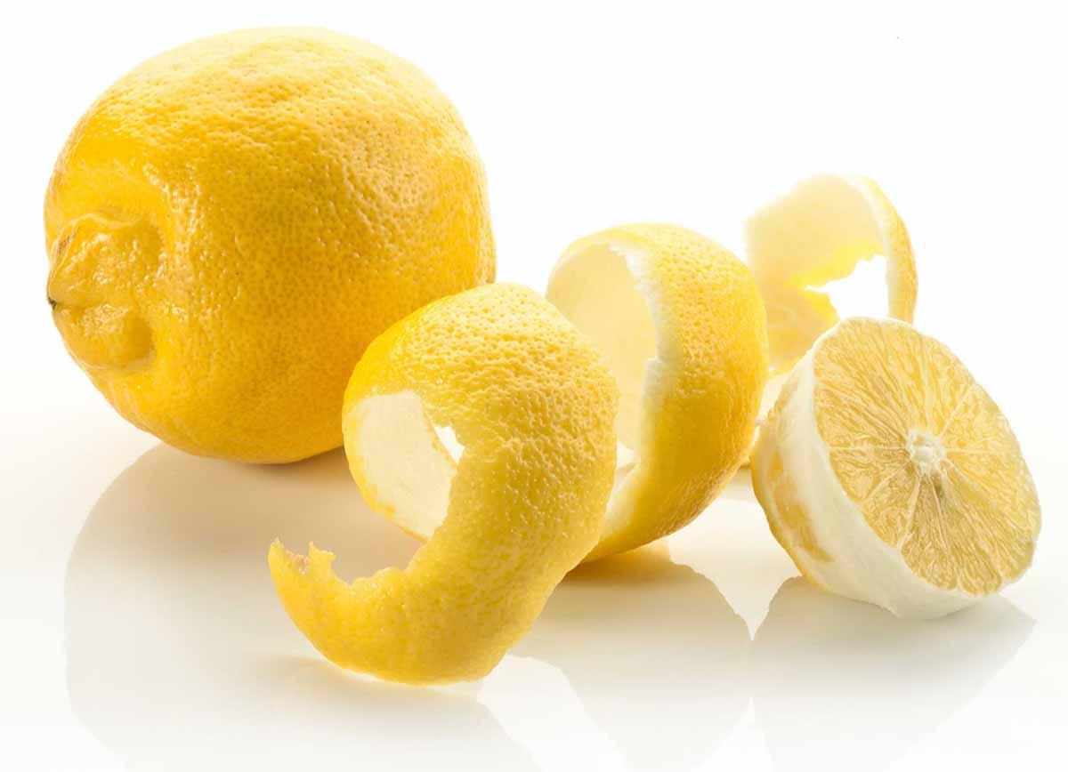 buccia scorza limone
