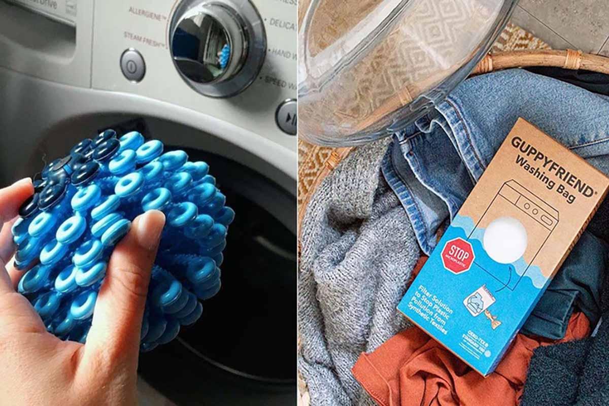 dispositivi microplastiche lavatrice test