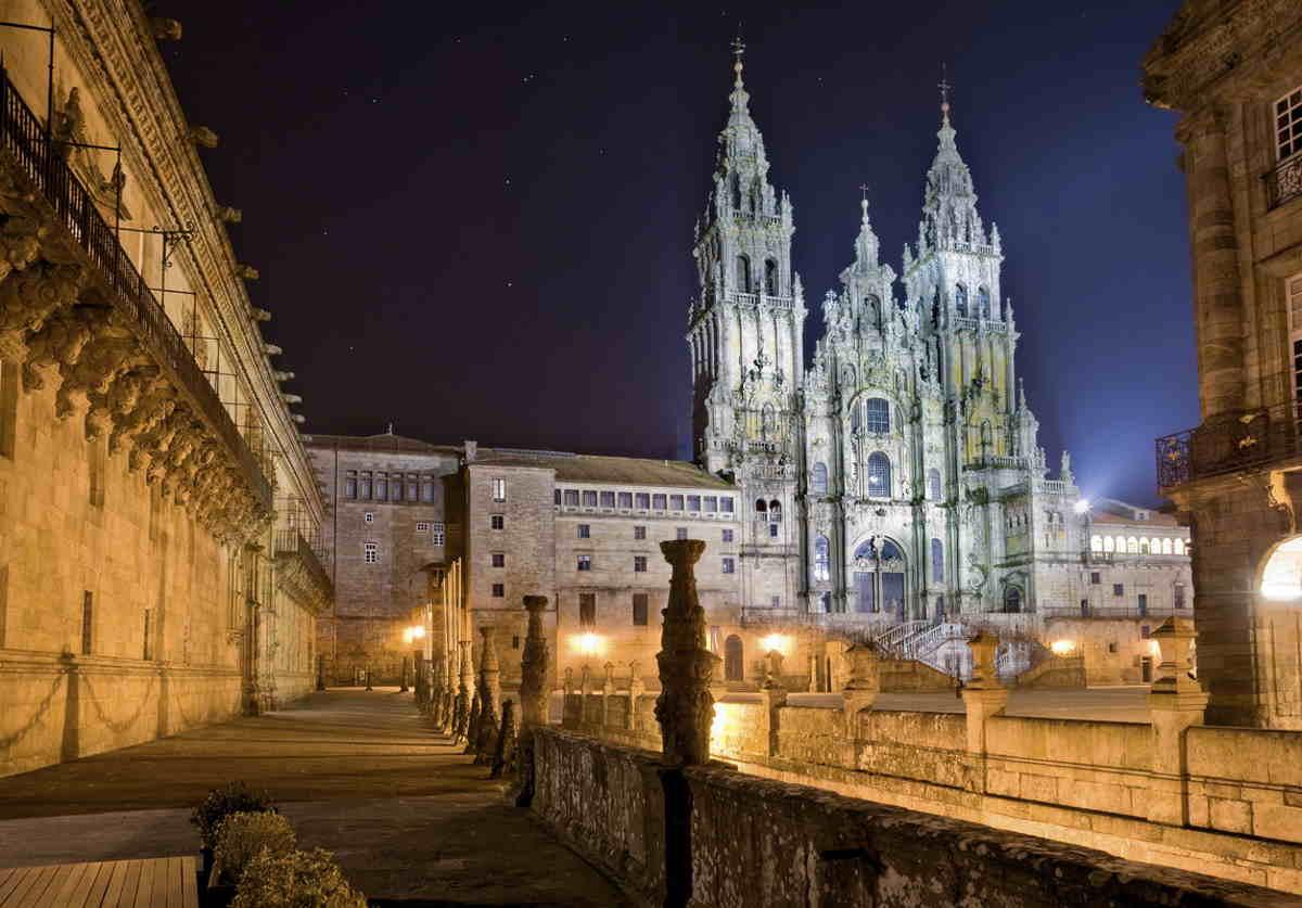 cattedrale Santiago Compostela