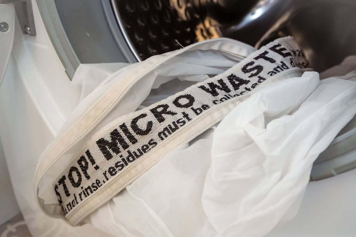 microplastiche lavatrice rimedi