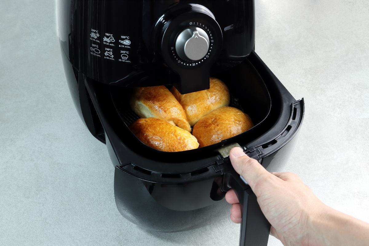 friggitrice ad aria pane