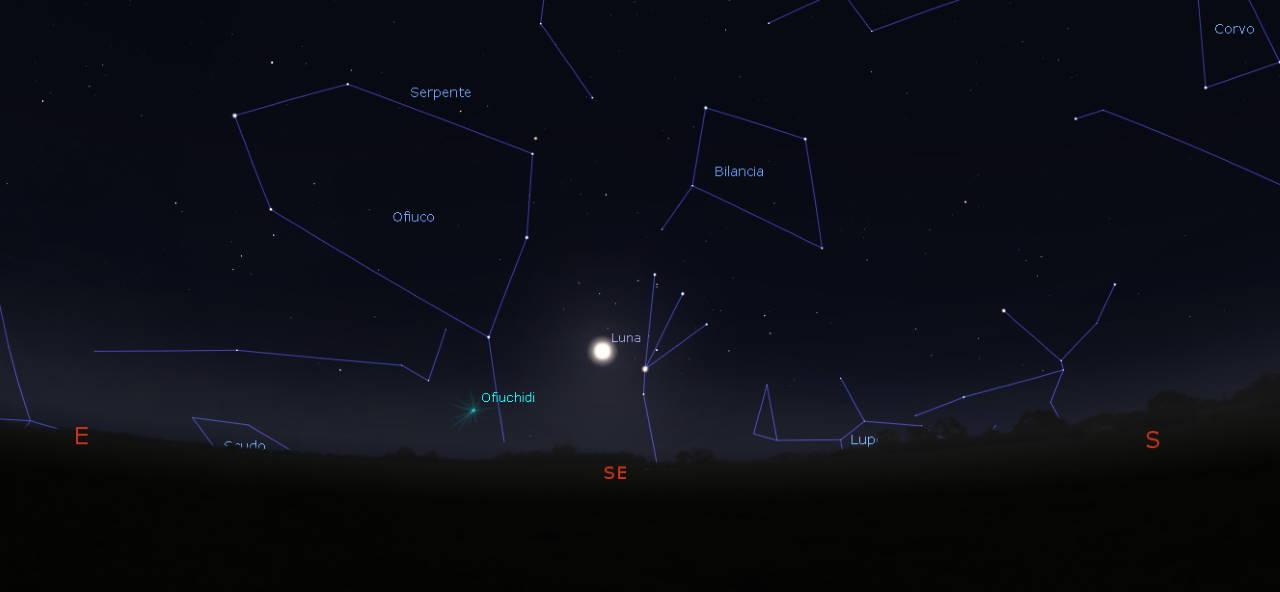 superluna dei fiori ed eclisse totale di luna 26 maggio 2021