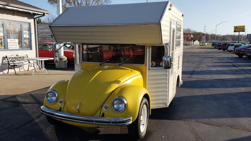 Volkswagen Super Bugger