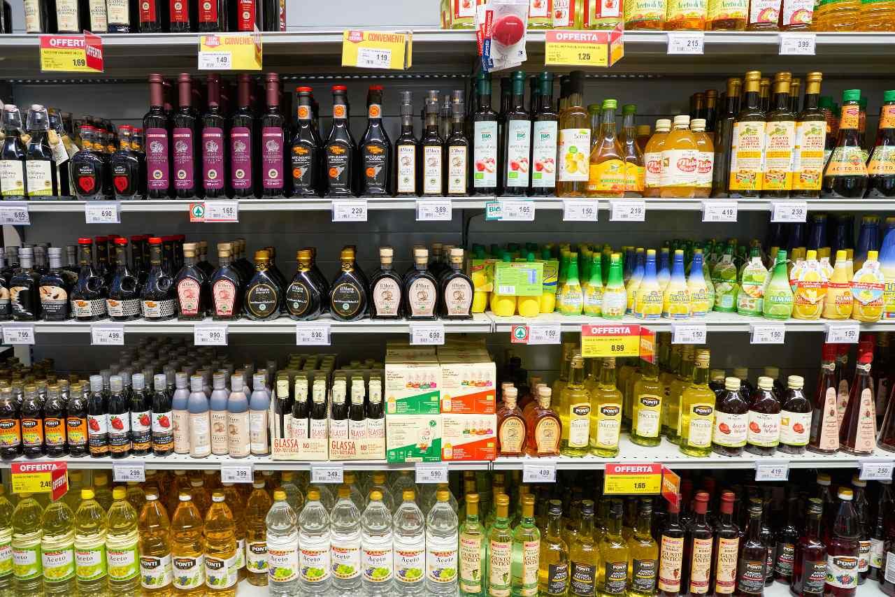 aceto balsamico supermercato test