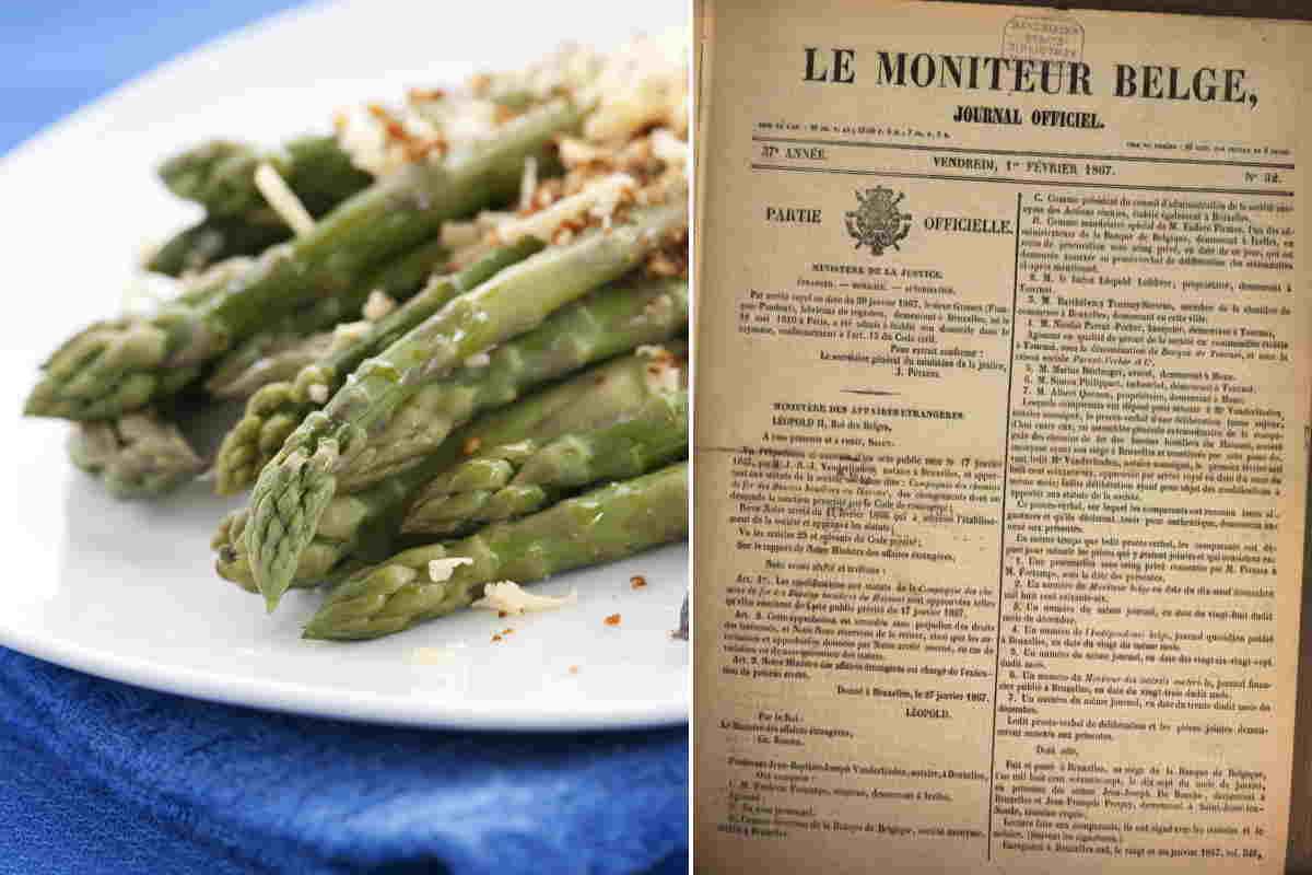 asparagi gratinati gazzetta belga