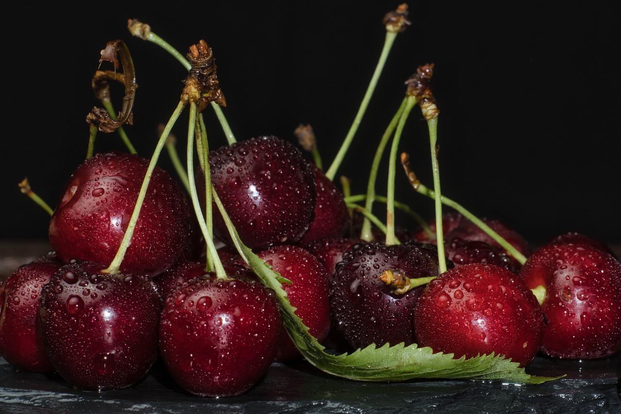lavare ciliegie pesticidi