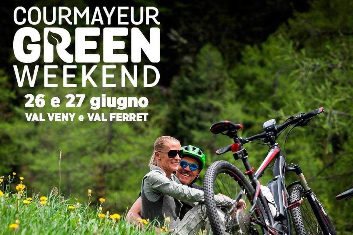 Green Weekend Courmayeur