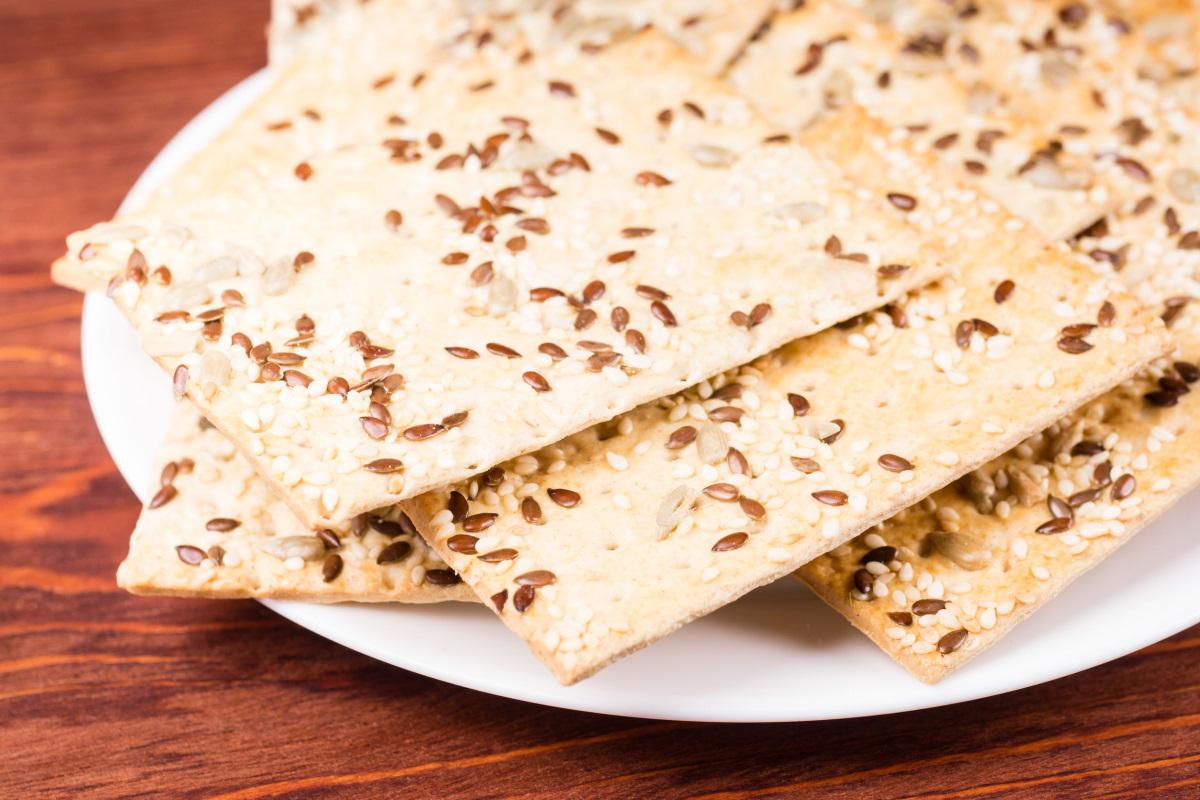 crackers semi sesamo ossido etilene