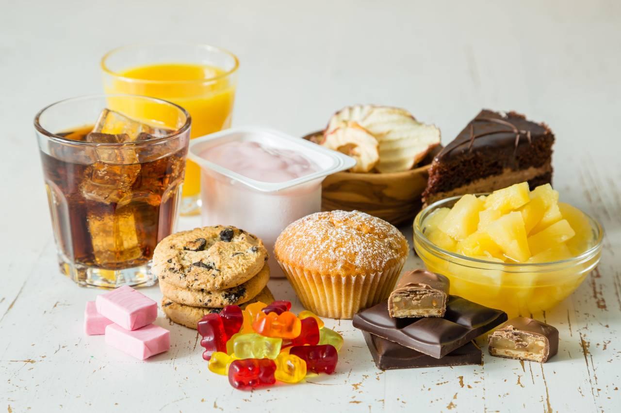 zucchero effetti collaterali bambini studio