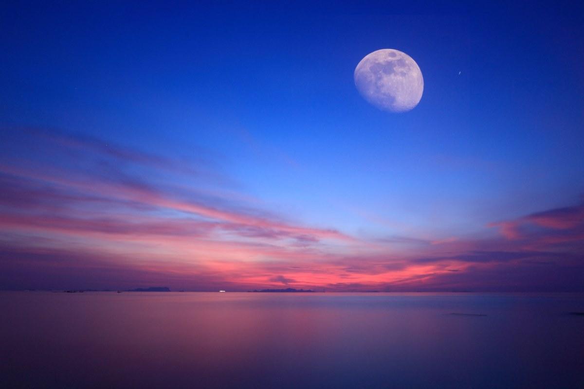 luna marea