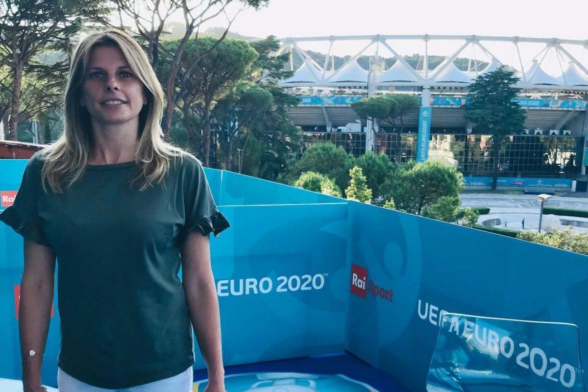 Katia Serra finale Italia