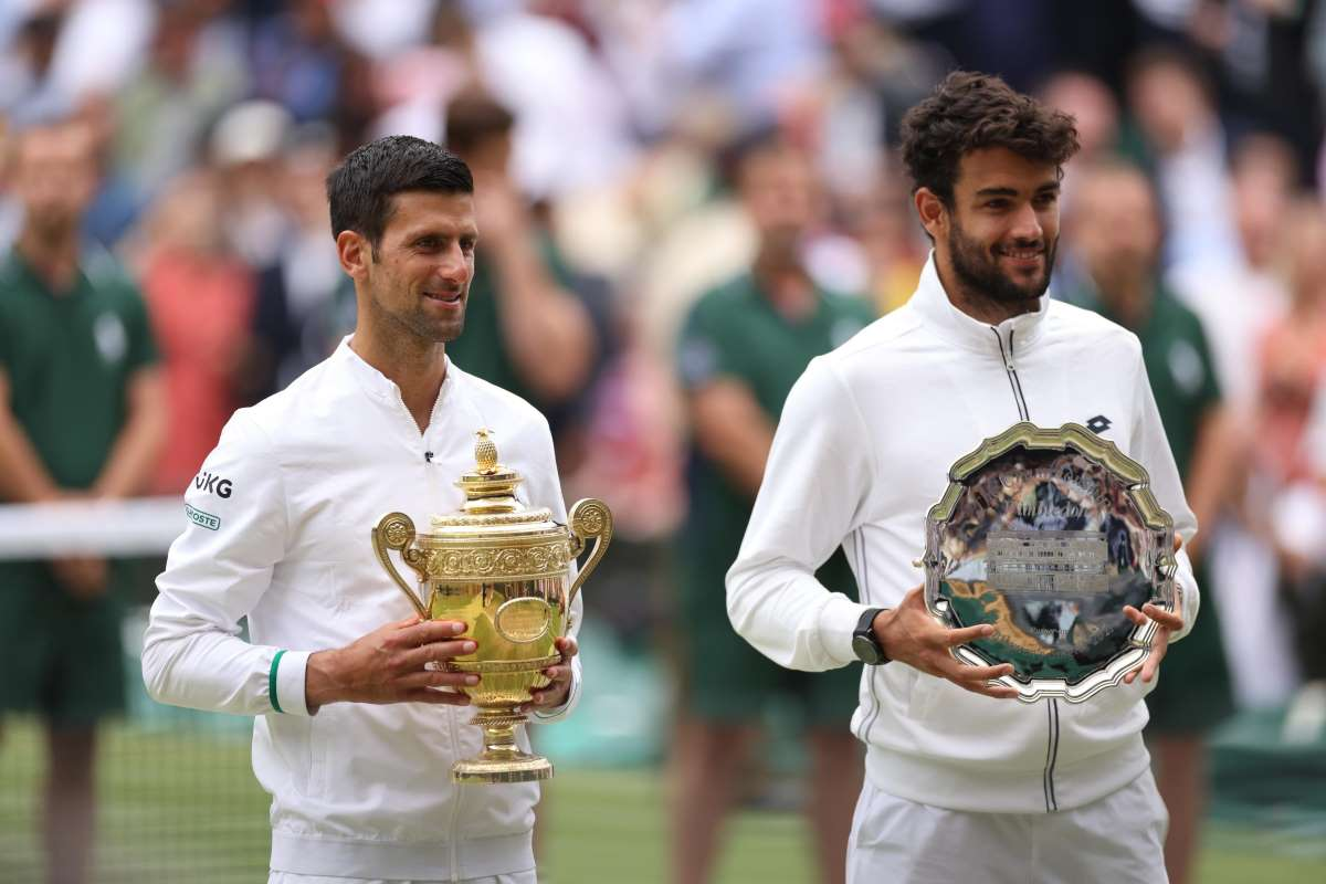 Berrettini Wimbledon