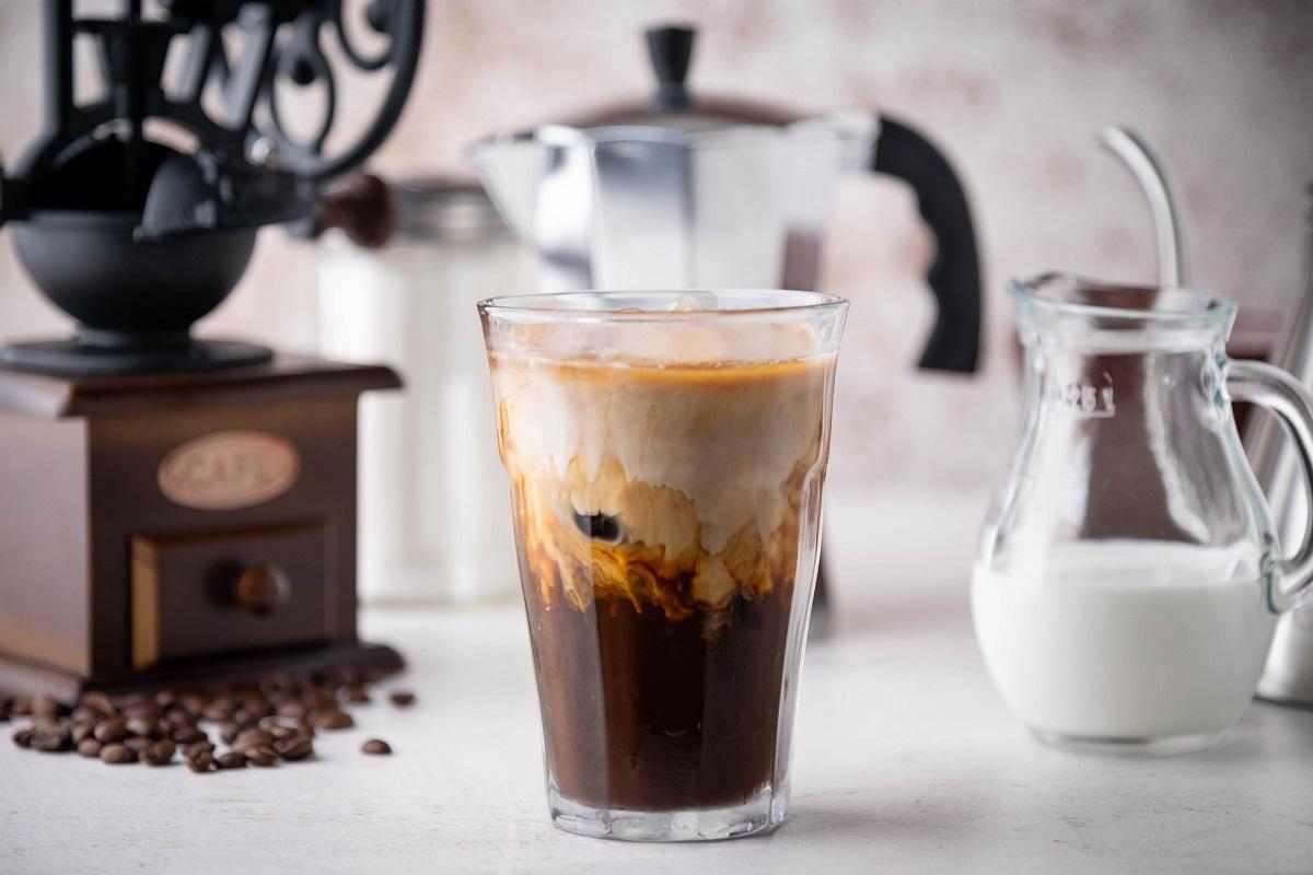 Crema al caffè alla vaniglia