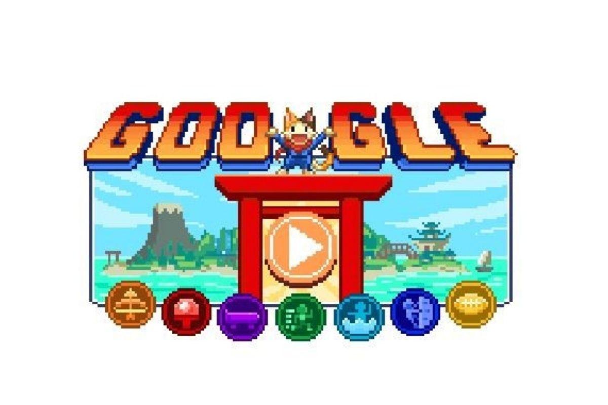 doodle olimpiadi 2020