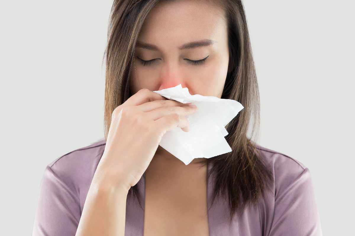 Ipertensione naso