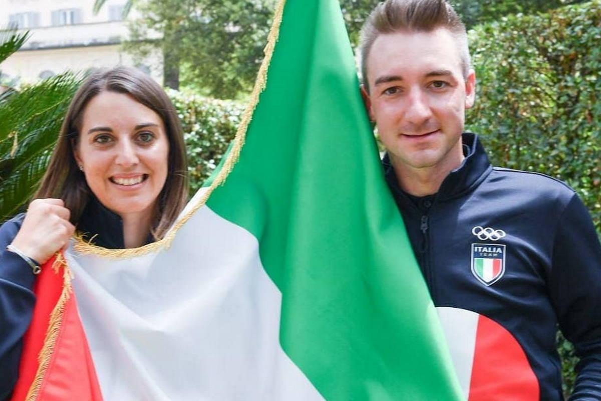 portabandiera italia olimpiadi tokyo