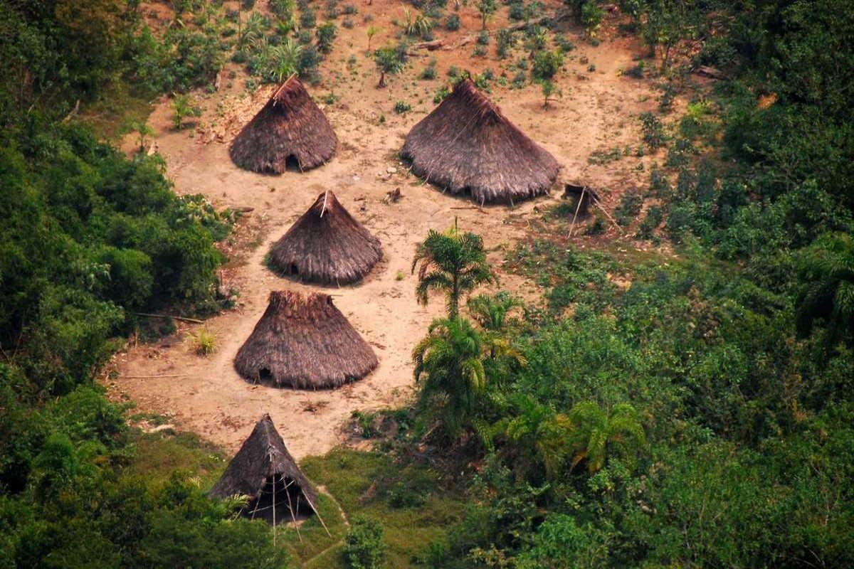 riserva peru