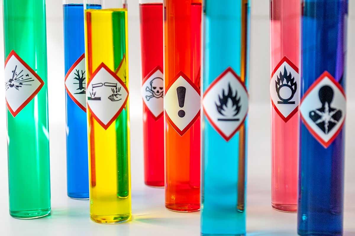 sostanze chimiche pericolose lista echa