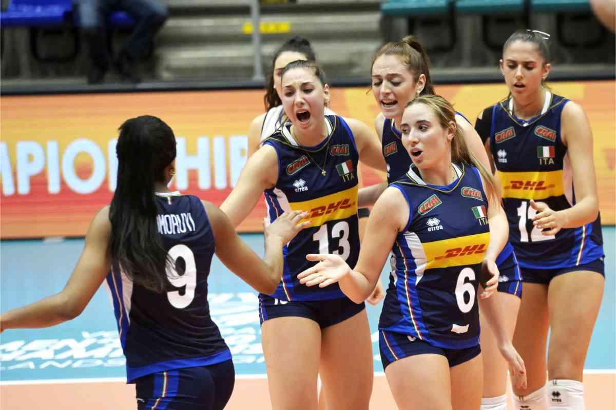volley oro