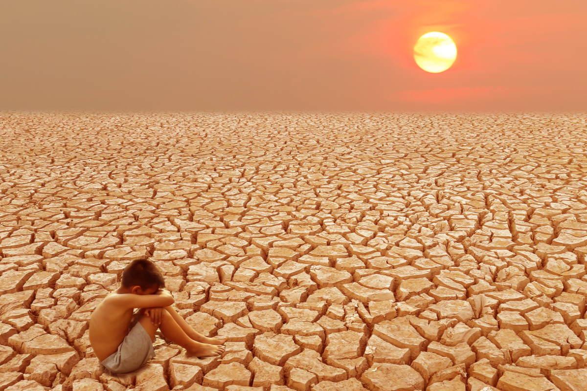 crisi climatica desertificazione