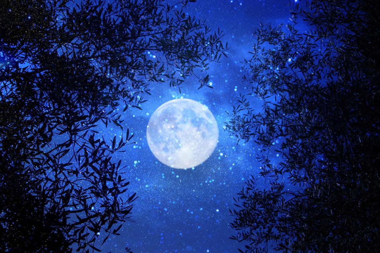 luna piena del raccolto 21 settembre 2021
