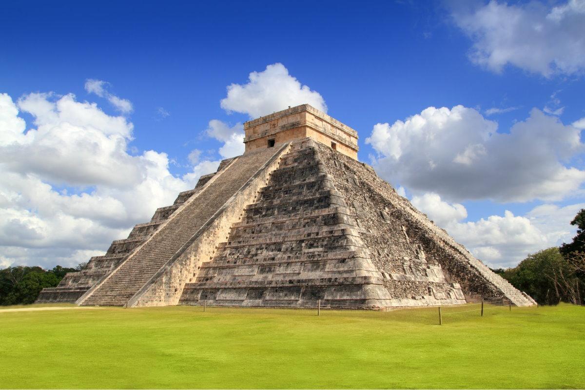 piramide Maya Kukulcan