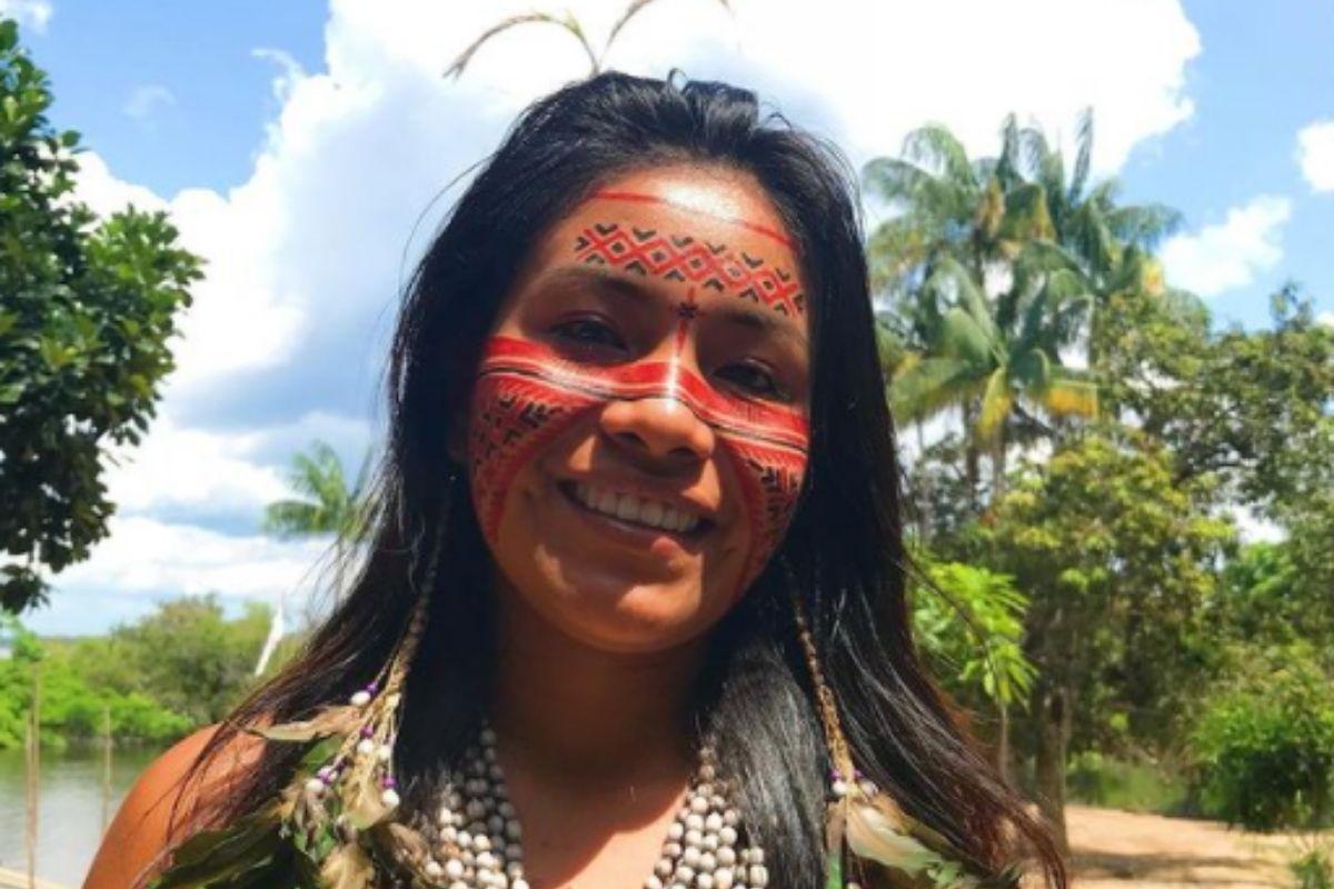 Maira indigena influencer