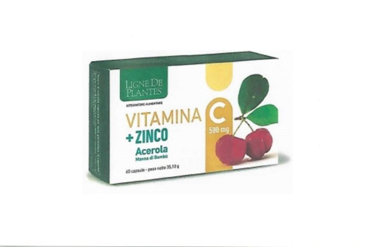 richiamo integratore vitamina c