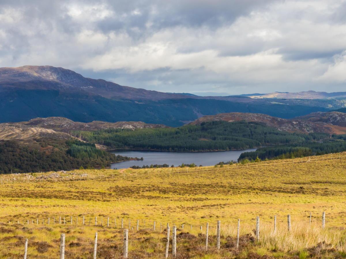 great glen way scozia