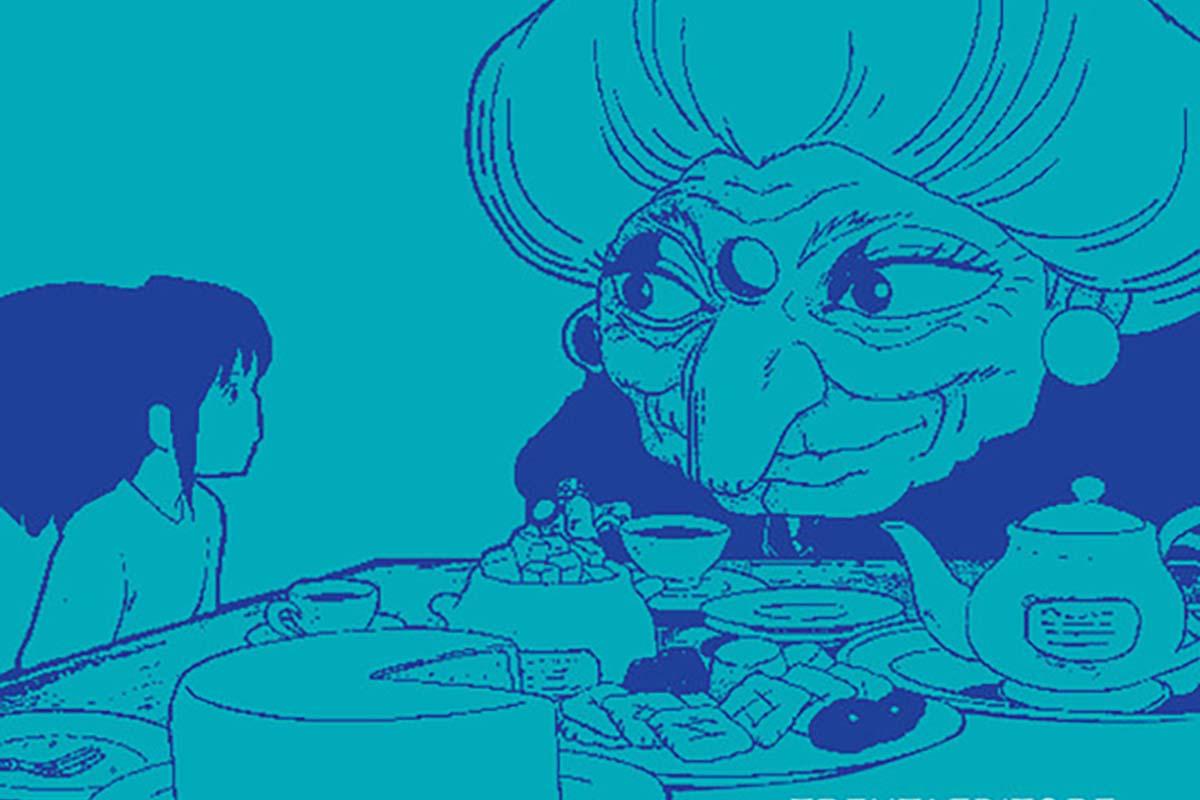 la cucina incantata libro ricette Miyazaki
