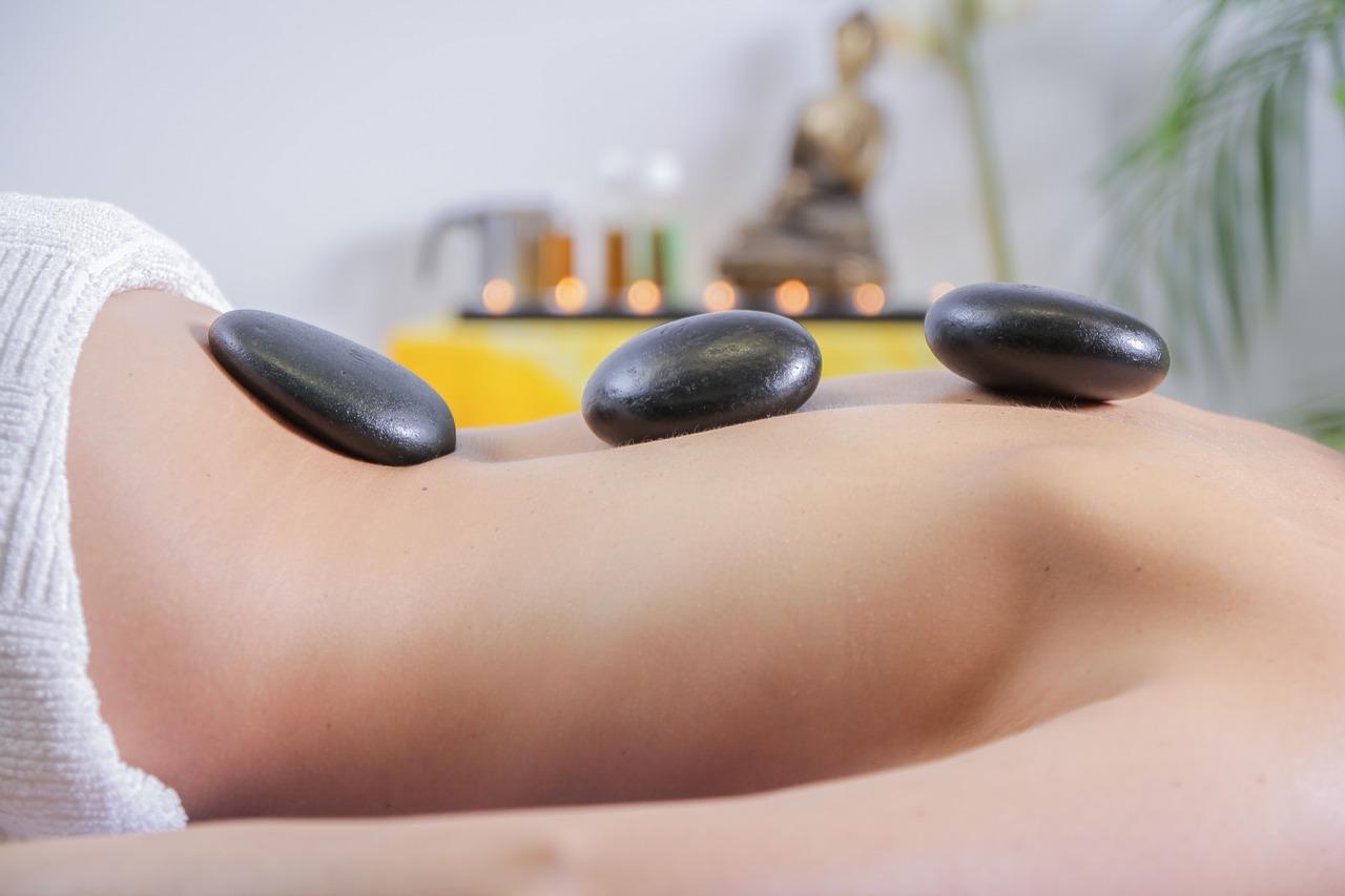 pietre massaggio