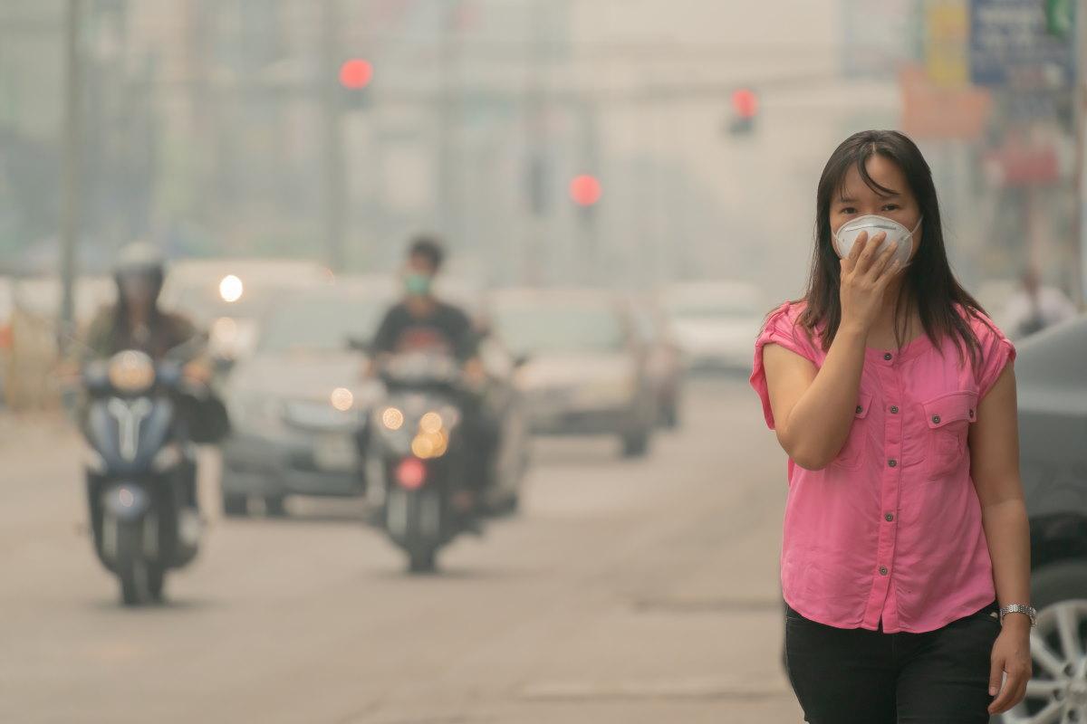 smog polveri sottili