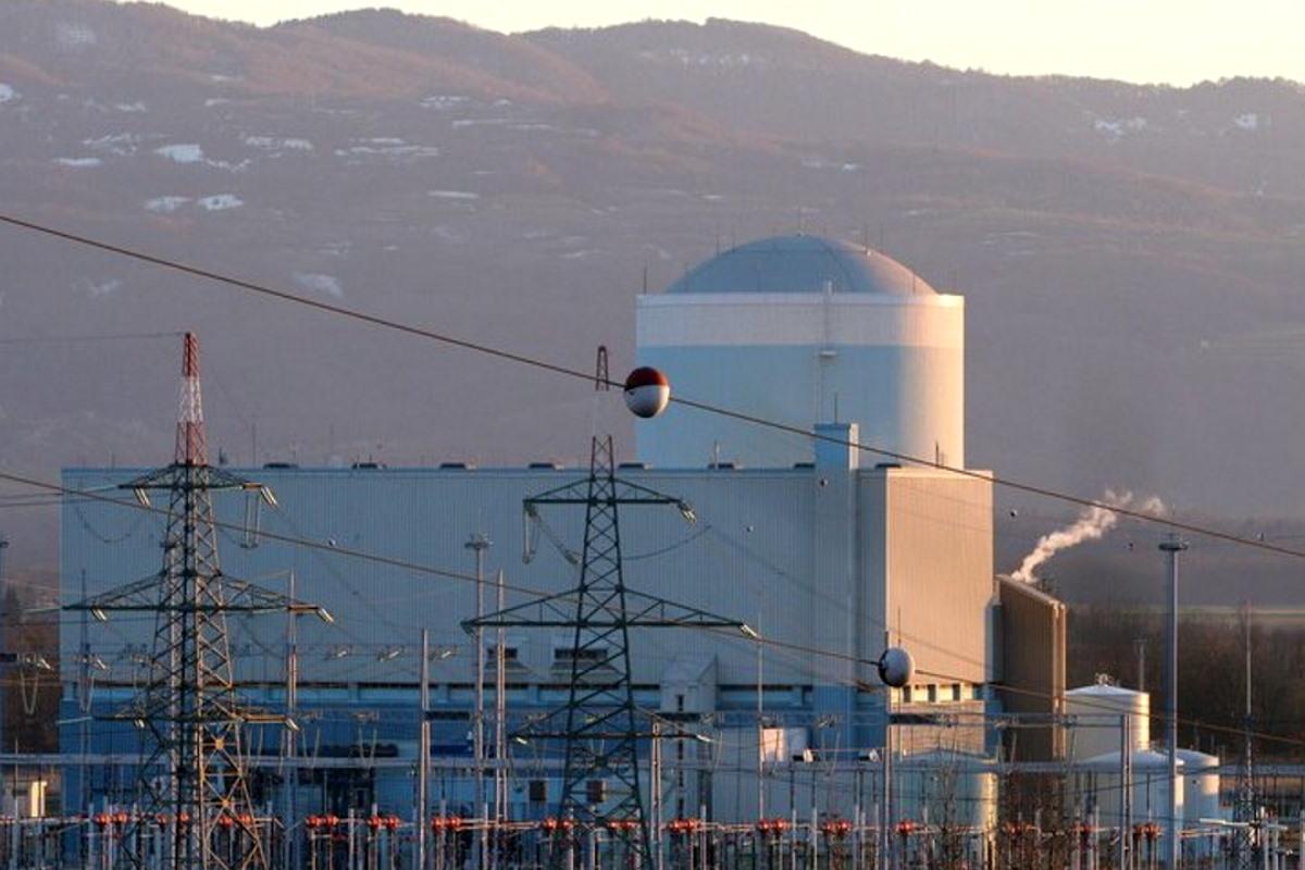 centrale nucleare slovenia