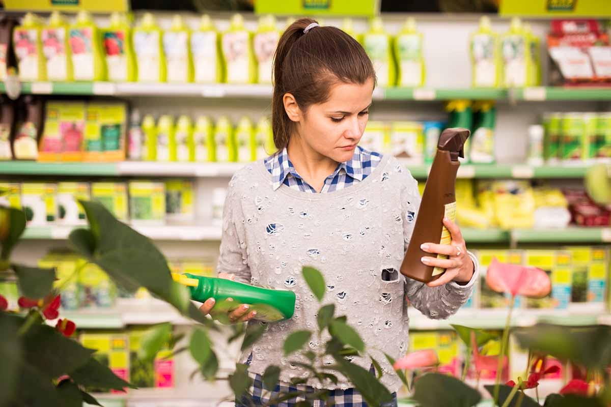 insetticida spray etichetta