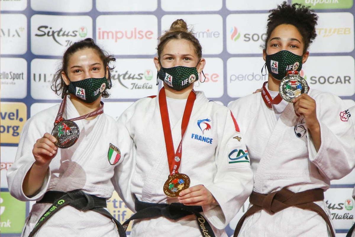 mondiali juniores judo