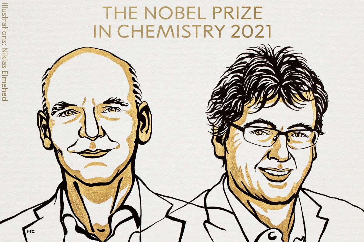 nobel chimica 2021
