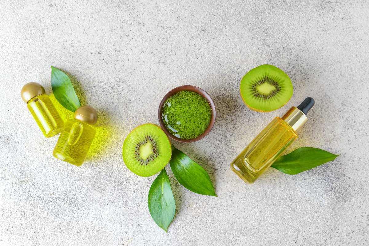 Olio semi di kiwi