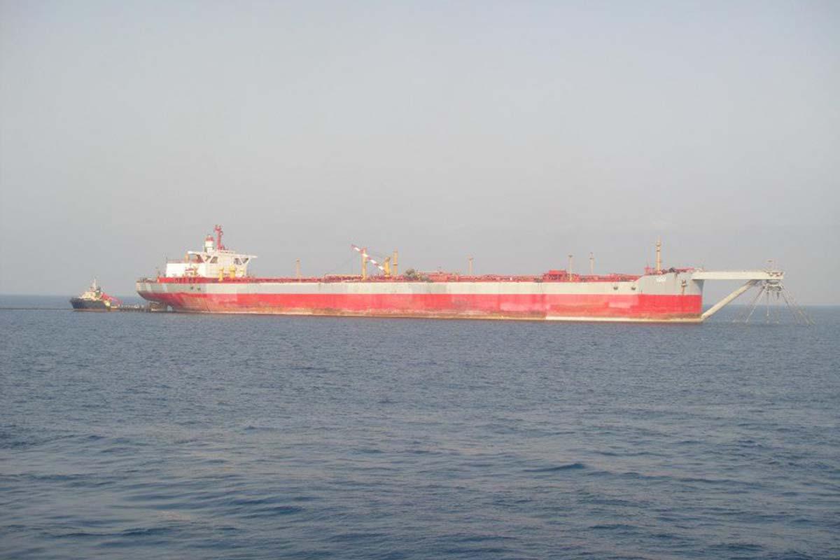 petroliera abbandonata yemen FSO Safer