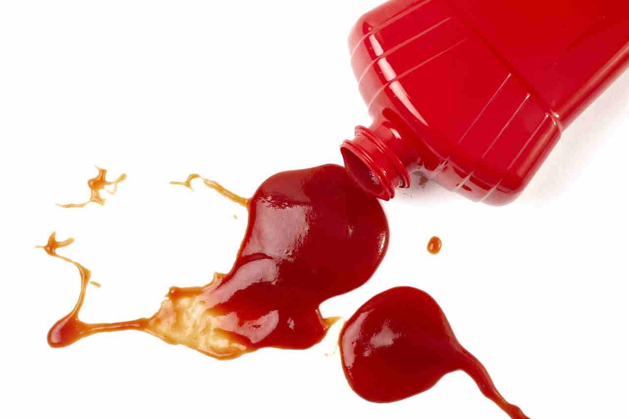 pfas contaminazione ketchup