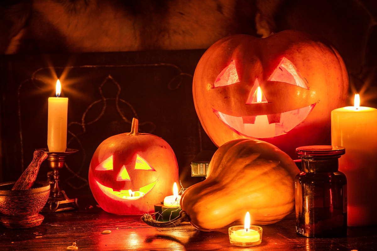 rito celtico samhain