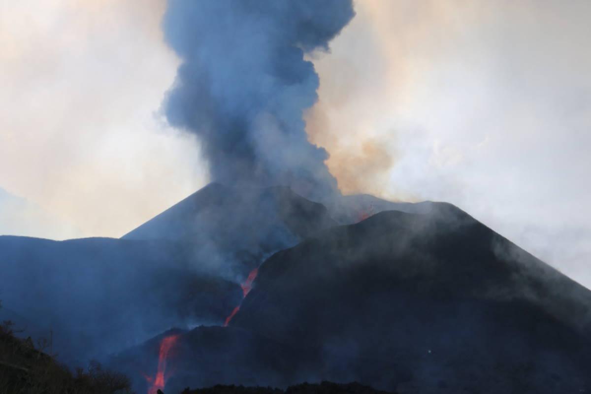 vulcano canarie